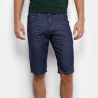 Bermuda Jeans Biotipo Super Escura Masculina de68c43a7a4