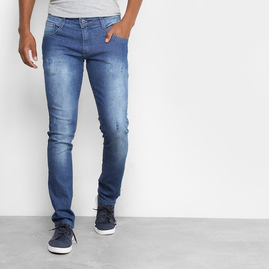 eace0384d Calça Biotipo Slim Fit Soft Masculina - Jeans   Zattini