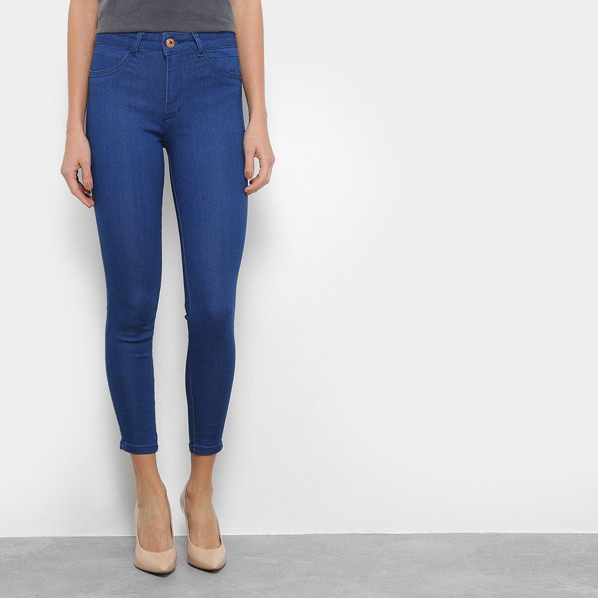 d7913c7f4 Calça Jeans Skinny Biotipo Jeans Cintura Média Feminina | Livelo ...