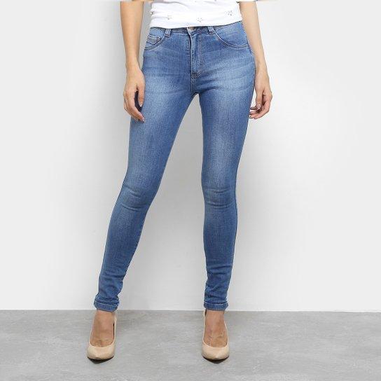 a403f0586 Calça Jeans Skinny Biotipo Estonada Cintura Alta Feminina - Compre ...