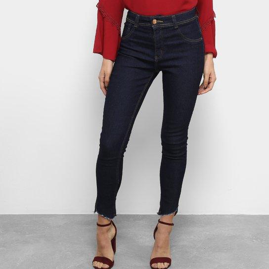 f99b50c7e Calça Jeans Skinny Biotipo Barra Assimétrica Feminina - Compre Agora ...