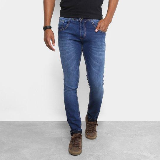 e1f58274a Calça Jeans Skinny Biotipo Escura Masculina   Zattini