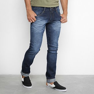 Calça Jeans Skinny Biotipo Amassada Masculina 09f4bdbe178dd