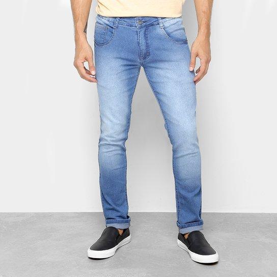 99f581d68 Calça Jeans Skinny Biotipo Masculina - Azul - Compre Agora   Zattini