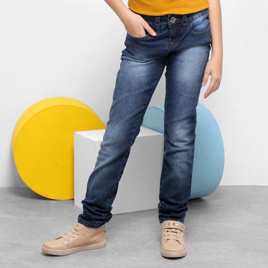64466f8fd Calça Jeans Infantil Colcci Fun Katy Feminina - Jeans   Zattini