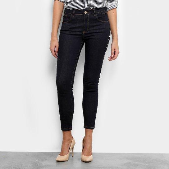 ceb8a9483 Calça Jeans Skinny Zune Pérola Sabrina Sato Feminina - Compre Agora ...