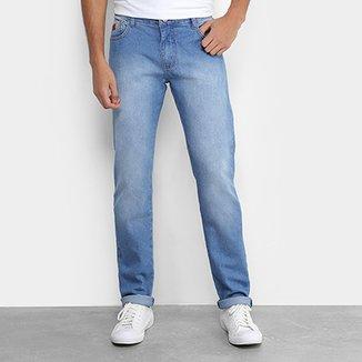 Calça Jeans Skinny Coca-Cola Estonada Masculina 020b20d2845