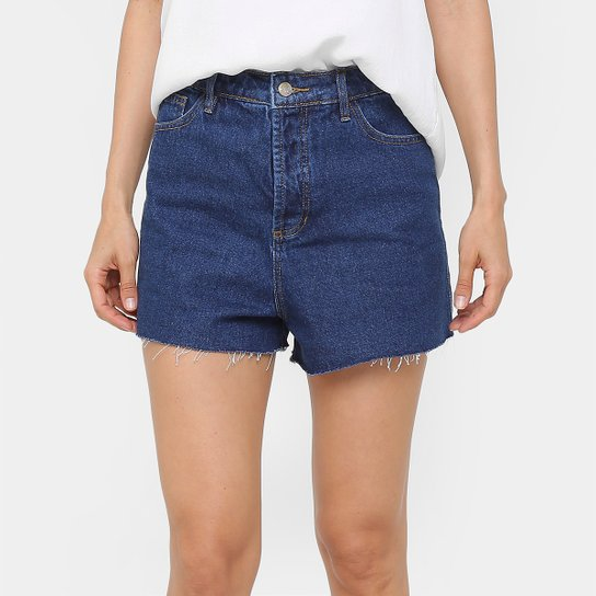 73e5c18da Short Jeans Farm Bordado Feminina | Zattini