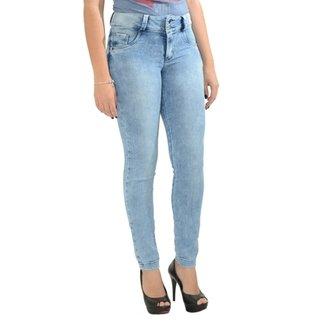 Calça Cigarrete Moché Fast Jeans 2d9f258178b