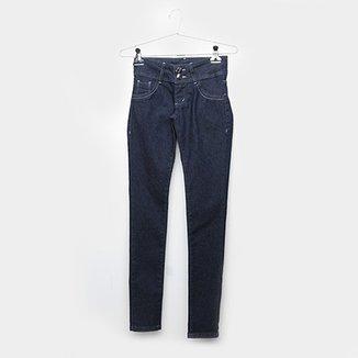 184ad79e5 Calça Jeans Infantil Grifle Botões Feminina