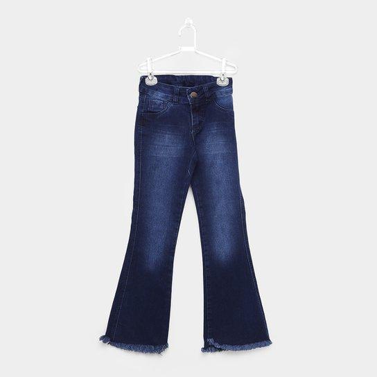 0eae47895 Calça Jeans Infantil Básica Grifle Feminina - Azul - Compre Agora ...