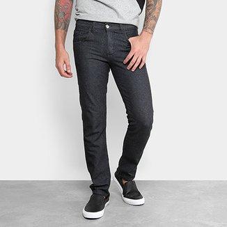 de7f53f1e30f7 Calça Jeans Slim Preston Básica Masculina