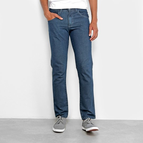 Calça Jeans Slim Preston Masculina - Jeans - Compre Agora   Zattini 4585a46158