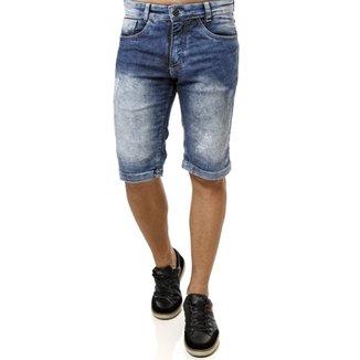 0a03b240828ad Bermuda Jeans Vels Masculina