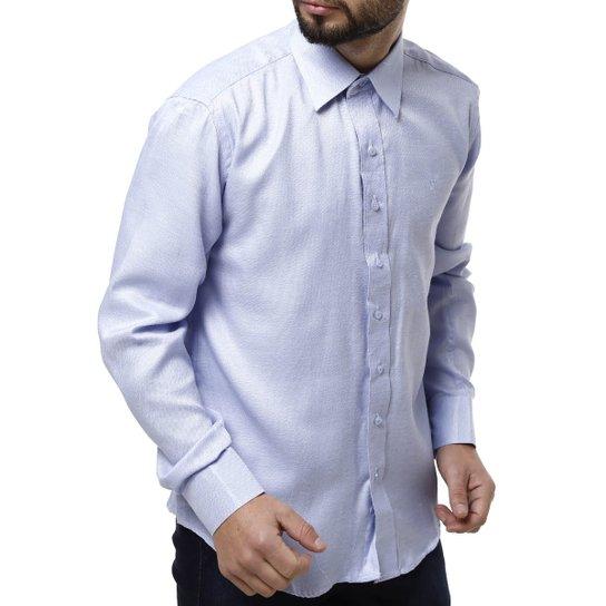 2aa42bf4e Camisa Manga Longa Bivik Masculina - Jeans - Compre Agora
