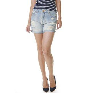 36847d2245 Bermuda Boyfriend Jeans