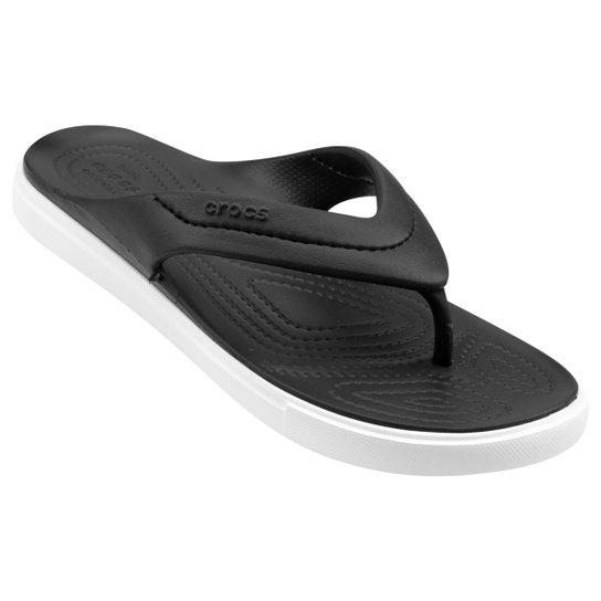 9666d5bec11 Sandália Crocs Citilane Flip - Compre Agora