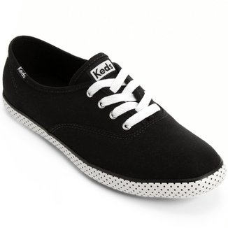 c80c9b5c0af Tênis Keds Champion Dot Foxing Canvas