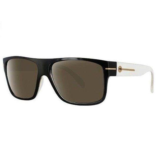 Óculos de Sol Would Preto e Branco HB Hot Buttered - Preto e Branco ... 391751caed
