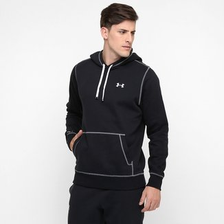 3995f464652 Moletom Under Armour Storm Cotton Pullover Masculino