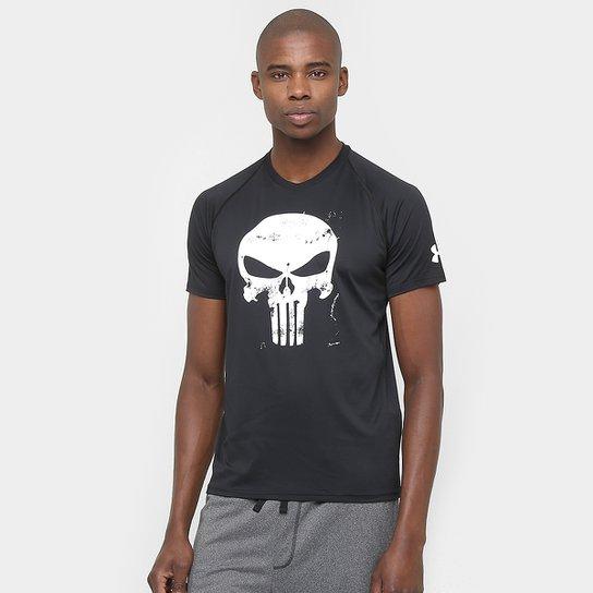3478ec068fa Camiseta Under Armour Alter Ego Punisher - Compre Agora