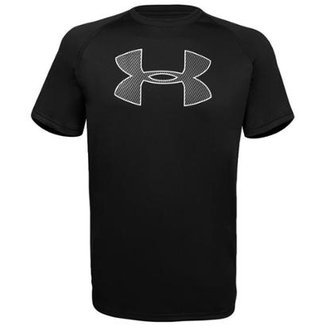 f8a60587188 Camiseta Under Armour Big Logo Masculina