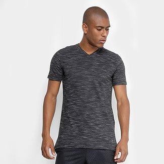 f063174457 Camiseta Under Armour Sportstyle Core V Neck Masculina