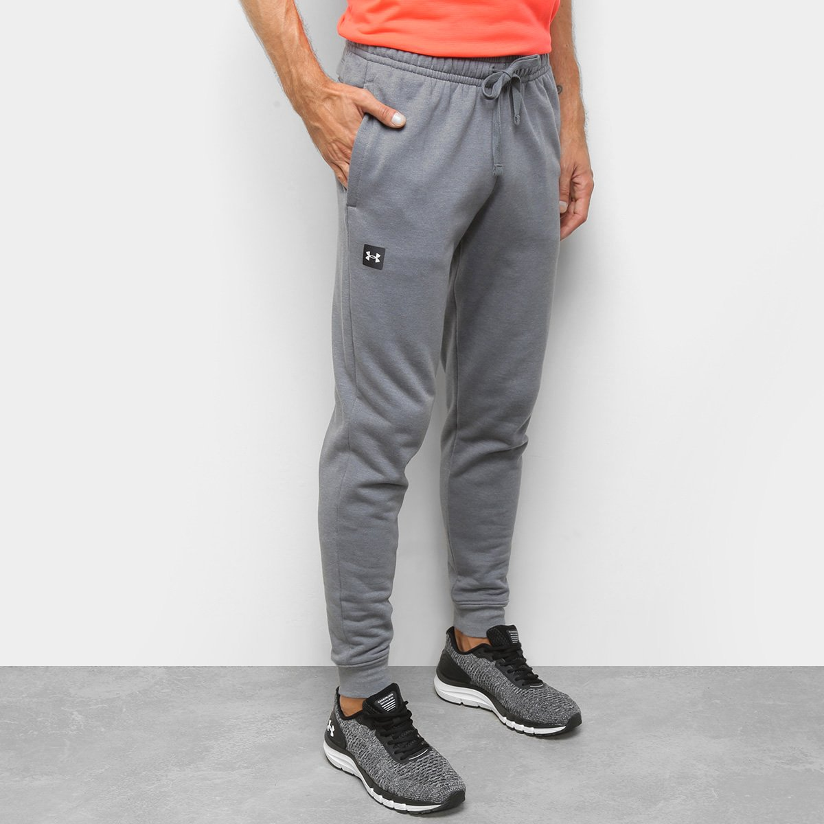 Calça Under Armour Rival Fleece Masculina