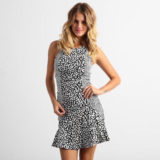 4fb84a14c Vestido Iódice Estampado - Compre Agora | Zattini