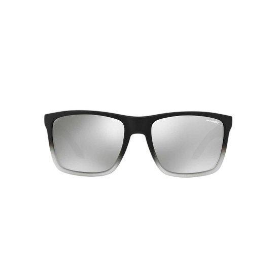 857e664b50adf Óculos de Sol Arnette Quadrado AN4177 Witch Doctor Masculino - Preto+Branco