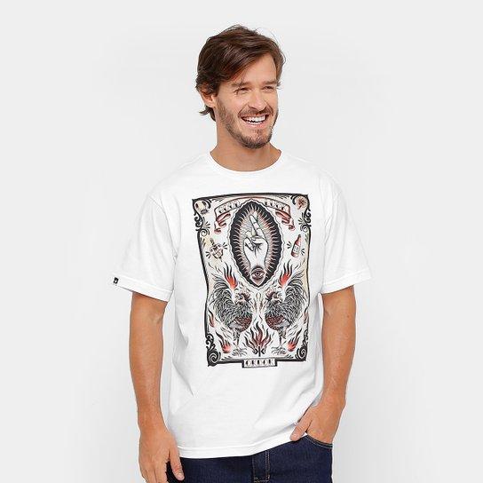 79d526e875 Camiseta Okdok Tattoo Estampada Masculina - Compre Agora