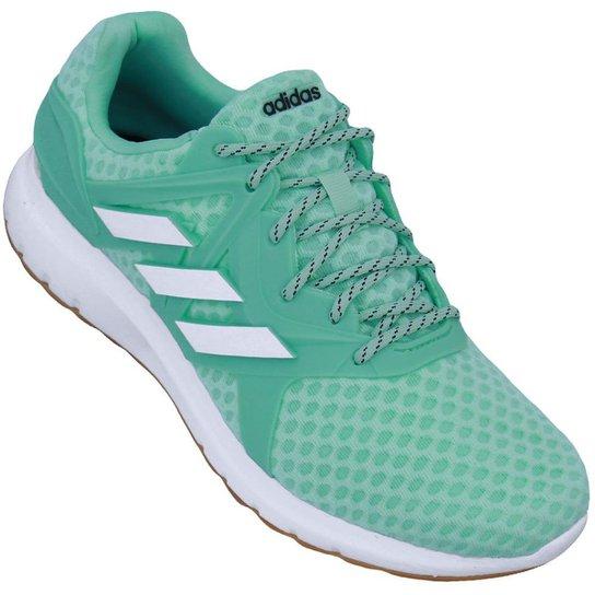 0f816a4ceb3 Tênis Adidas Starlux Feminino - Verde água - Compre Agora