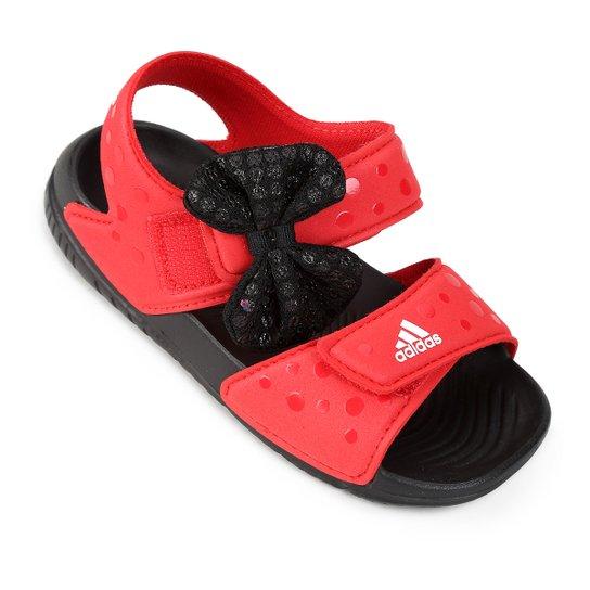 6614ecebc64 Sandália Infantil Adidas Disney Altaswim I - Compre Agora