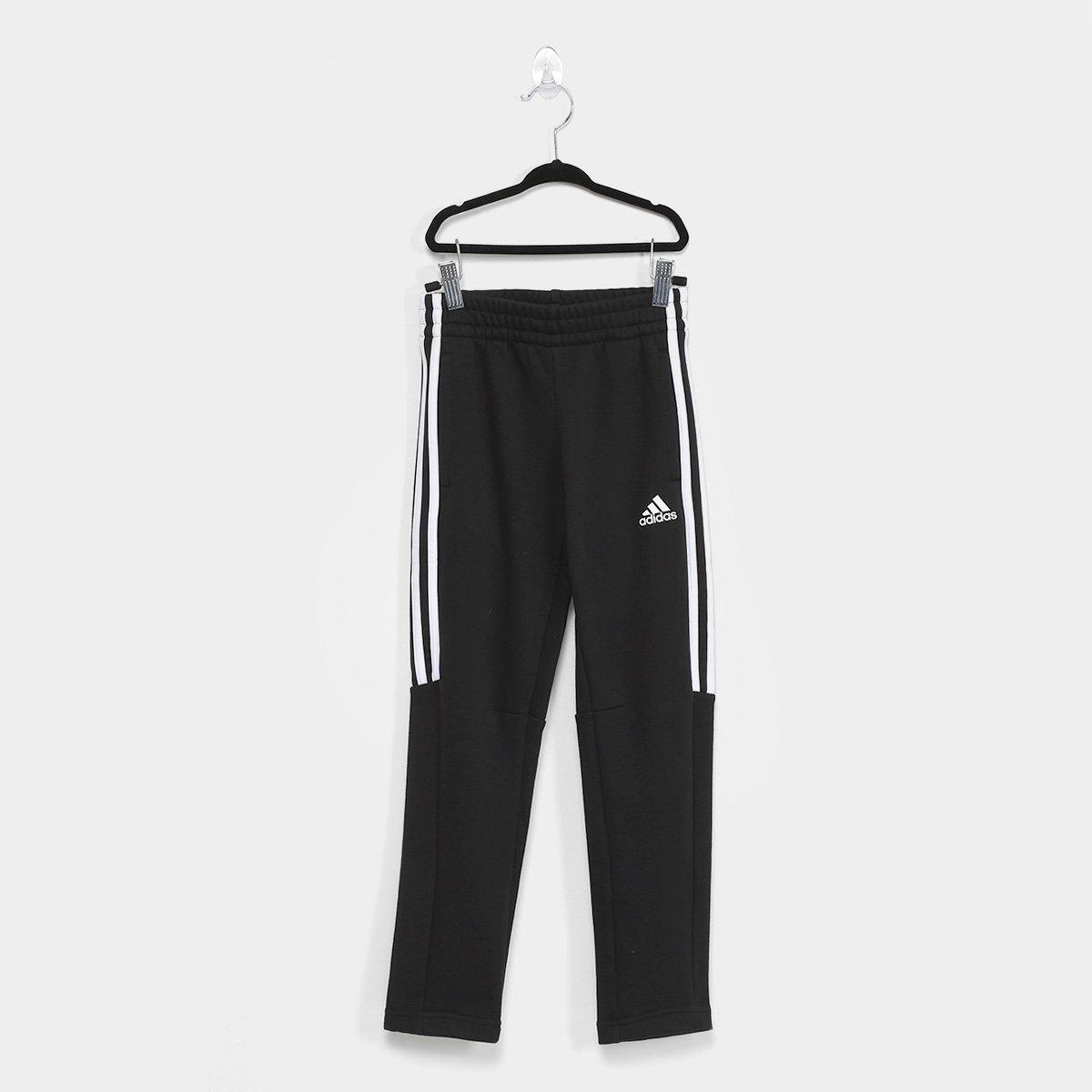 Calça Infantil Adidas Mh 3S Tiro Yb Masculina