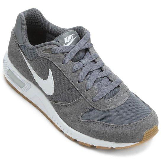 182ce67dbaeffb  Tênis Nike Nightgazer Masculino - Cinza e Branco - Compre  Agora ... b92c25f7dc9564 ... 6af5698863bc4