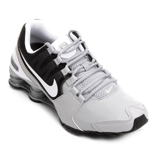 Tênis Couro Nike Shox Avenue LTR Masculino - Compre Agora  62b25025745aa