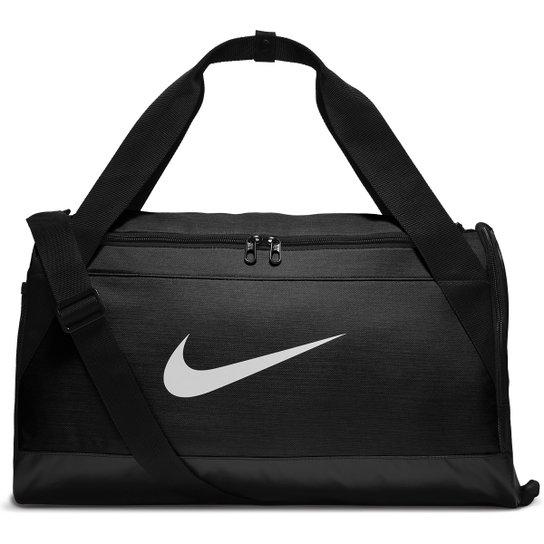 Mala Nike Brasília 2 Masculina - Preto e Branco - Compre Agora Zattini  9e91b279a75eb9  Mochila Nike SB ... ef5ce2ac80e48