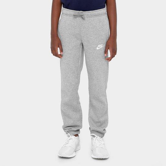a2aae4867f Calça Moletom Infantil Nike Pant El Cf Aa Masculina - Compre Agora ...