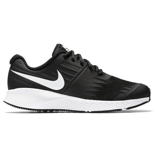 d83653ed1d3 Tênis Infantil Nike Star Runner GS - Preto e Branco - Compre Agora ...