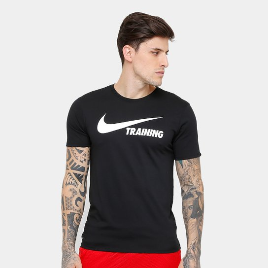 a218e3c579 Camiseta Nike Training Swoosh Masculina - Compre Agora