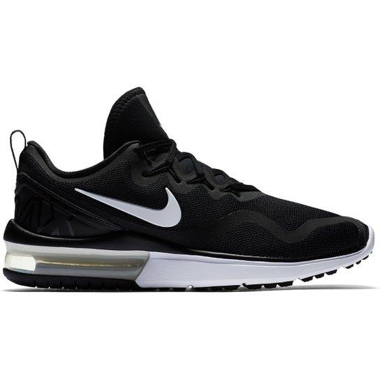 5ff631260e2 Tênis Nike Air Max Fury Masculino - Preto e Branco - Compre Agora ...