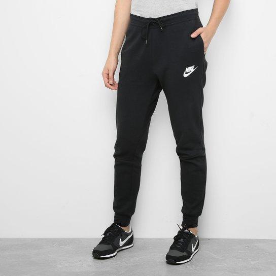 46f8b181aa Calça Moletom Nike Optc Pant Feminina - Compre Agora