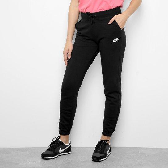 25c81887e4 Calça Nike Pant Flc Reg Feminina - Compre Agora