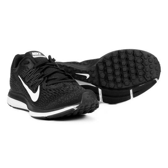 6e74c67a0b Tênis Nike Zoom Winflo 5 Masculino - Preto e Branco - Compre Agora ...