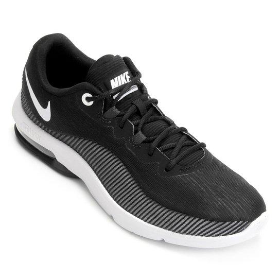 e92075137 Tênis Nike Air Max Advantage 2 Feminino - Preto e Branco | Zattini