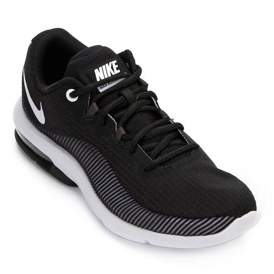 online retailer 008d9 202fc Tênis Nike Air Max Advantage 2 Masculino - Preto+Branco