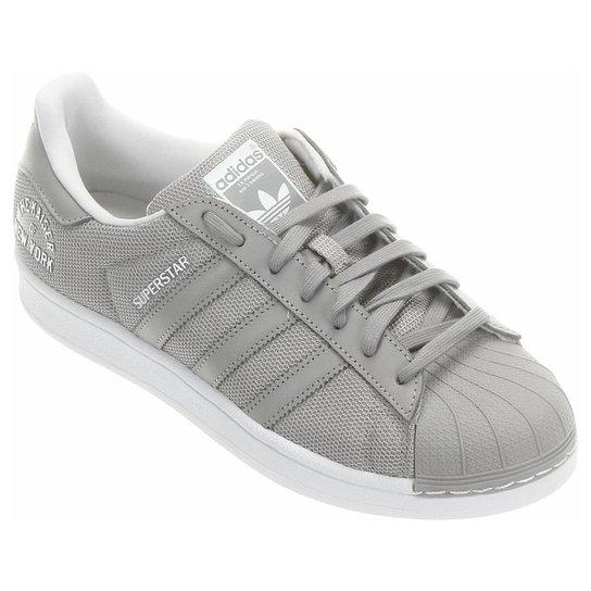 Tênis Adidas Superstar Beckenbauer - Compre Agora  0ccc4770e80