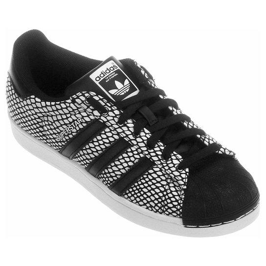 957cf6066c Tênis Adidas Superstar Snake - Compre Agora