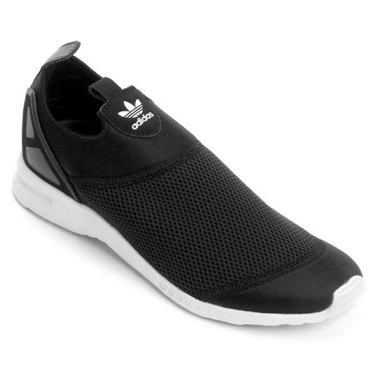 f51c3ddc8c8 Tênis Adidas Zx Flux Smooth Slip On - Compre Agora