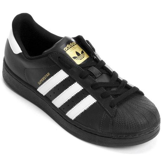 0f698ef4d Tênis Adidas Superstar Foundation - Compre Agora